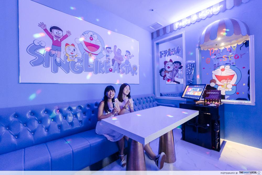 K.STAR Karaoke Suntec City