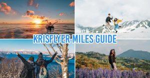 KrisFlyer miles in Singapore