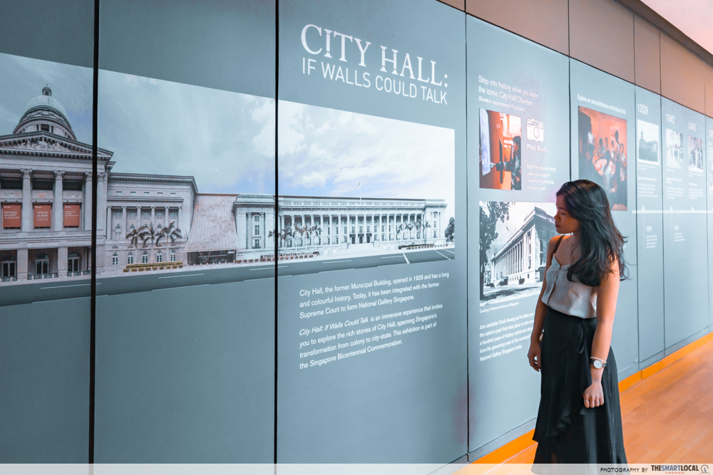 National Gallery City Hall If Walls Could Talk