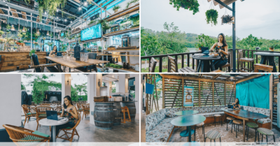 Nature Cafes Singapore Work-Friendly TheSmartLocal