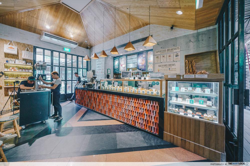 Tiong Bahru Bakery Safari Cafe Pastries Singapore