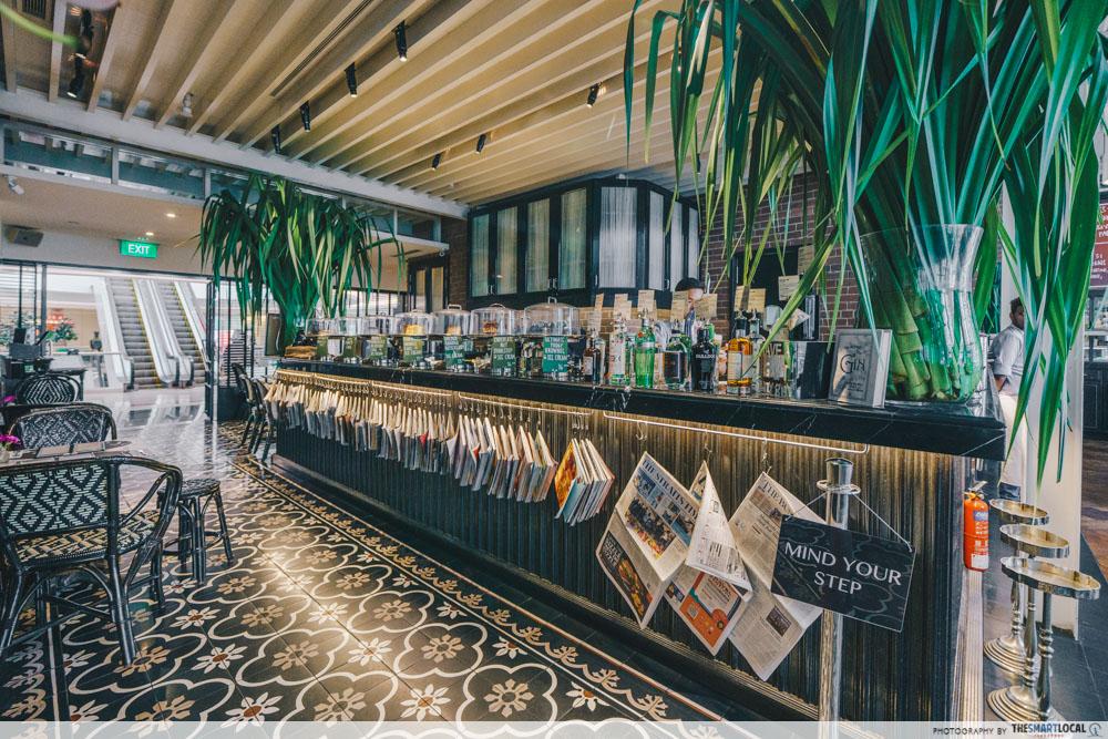 PS Cafe Palais Renaissance Singapore