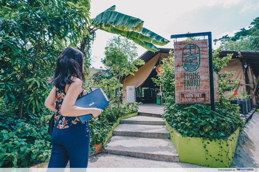Tiong Bahru Bakery Safari Cafe Singapore