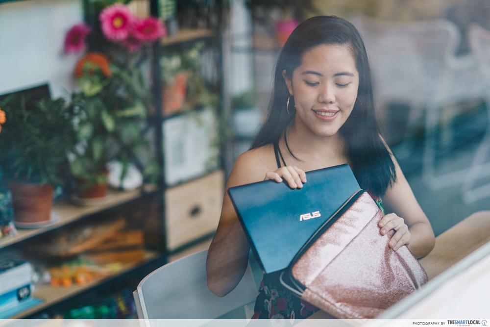ASUS Zenbook Laptop Singapore