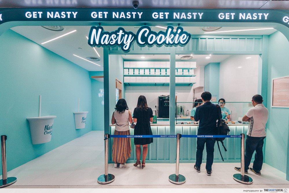 Nasty Cookie