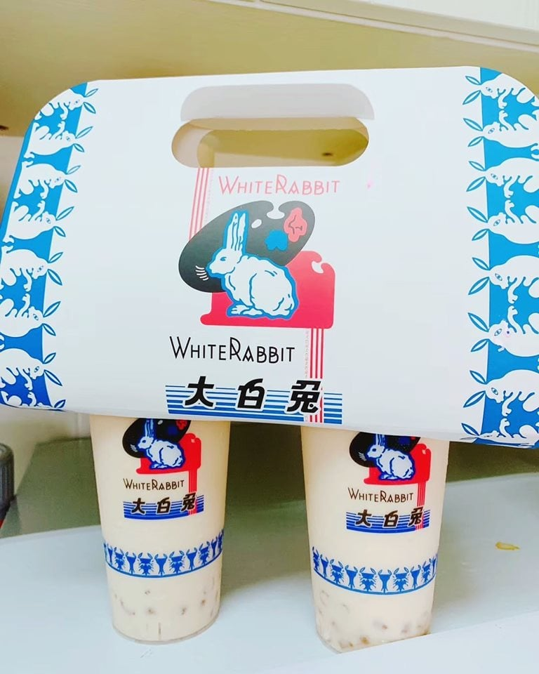 White Rabbit Candy Pop-Up
