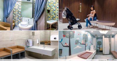 Nursing Rooms Orchard Singapore
