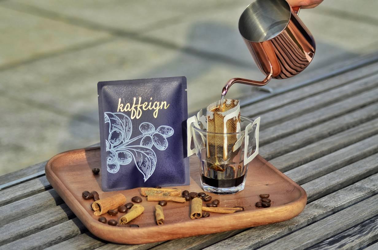 kaffeign coffee workshop
