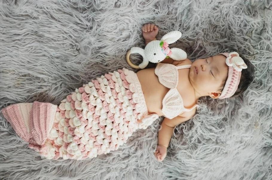 gogives crochet mermaid