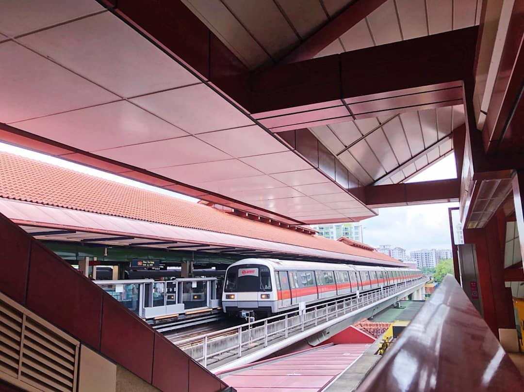 Singapore MRT design