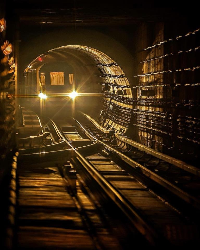 MRT lighting