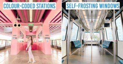 Singapore MRT secrets