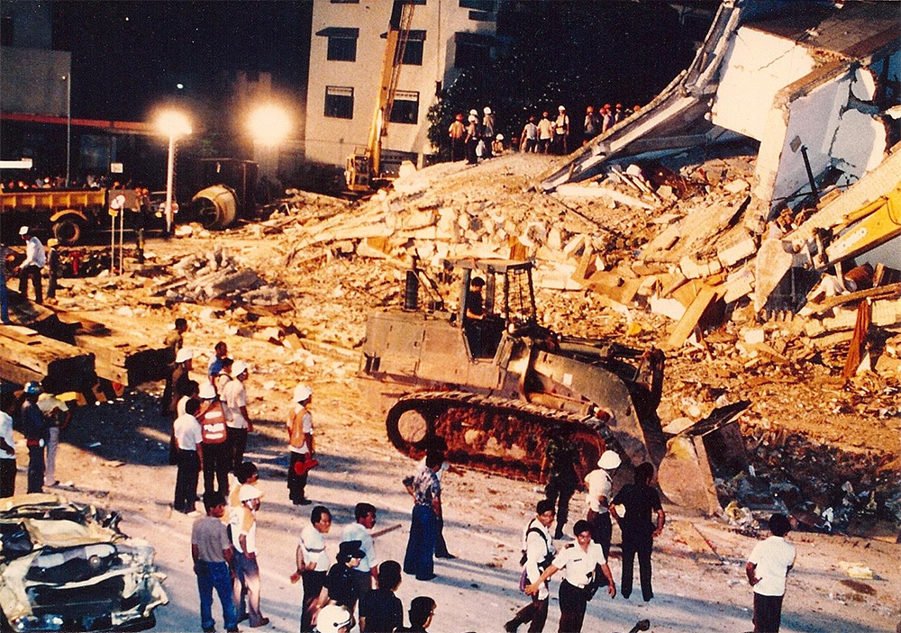 Hotel New World Collapse Singapore Disaster 1986