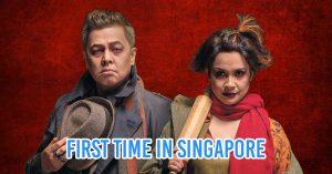 Sweeney Todd Demon Barber Singapore