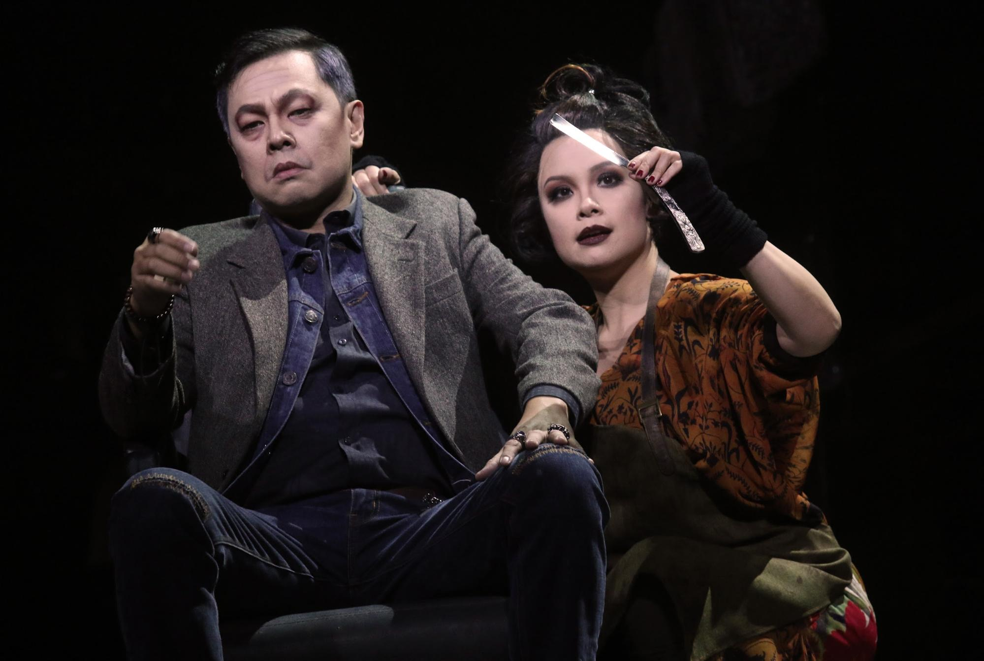 Sweeney Todd Demon Barber Singapore