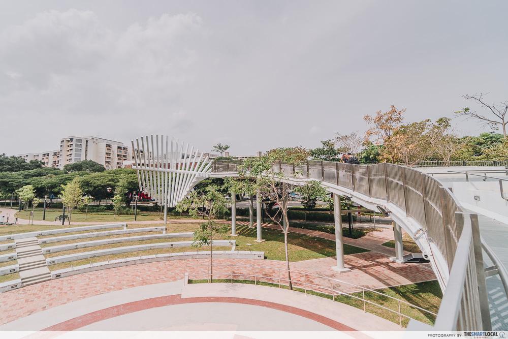 Tampines Instawalk Cultural Hub