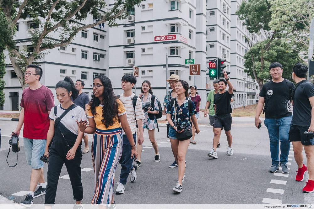 Tampines Instawalk Tampines Avenue 9