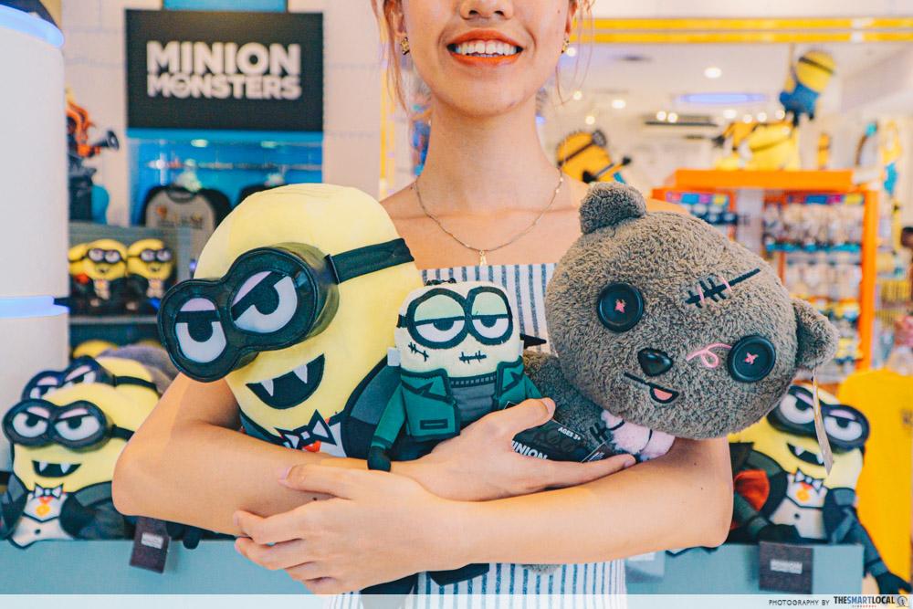 USS halloween themed merchandise