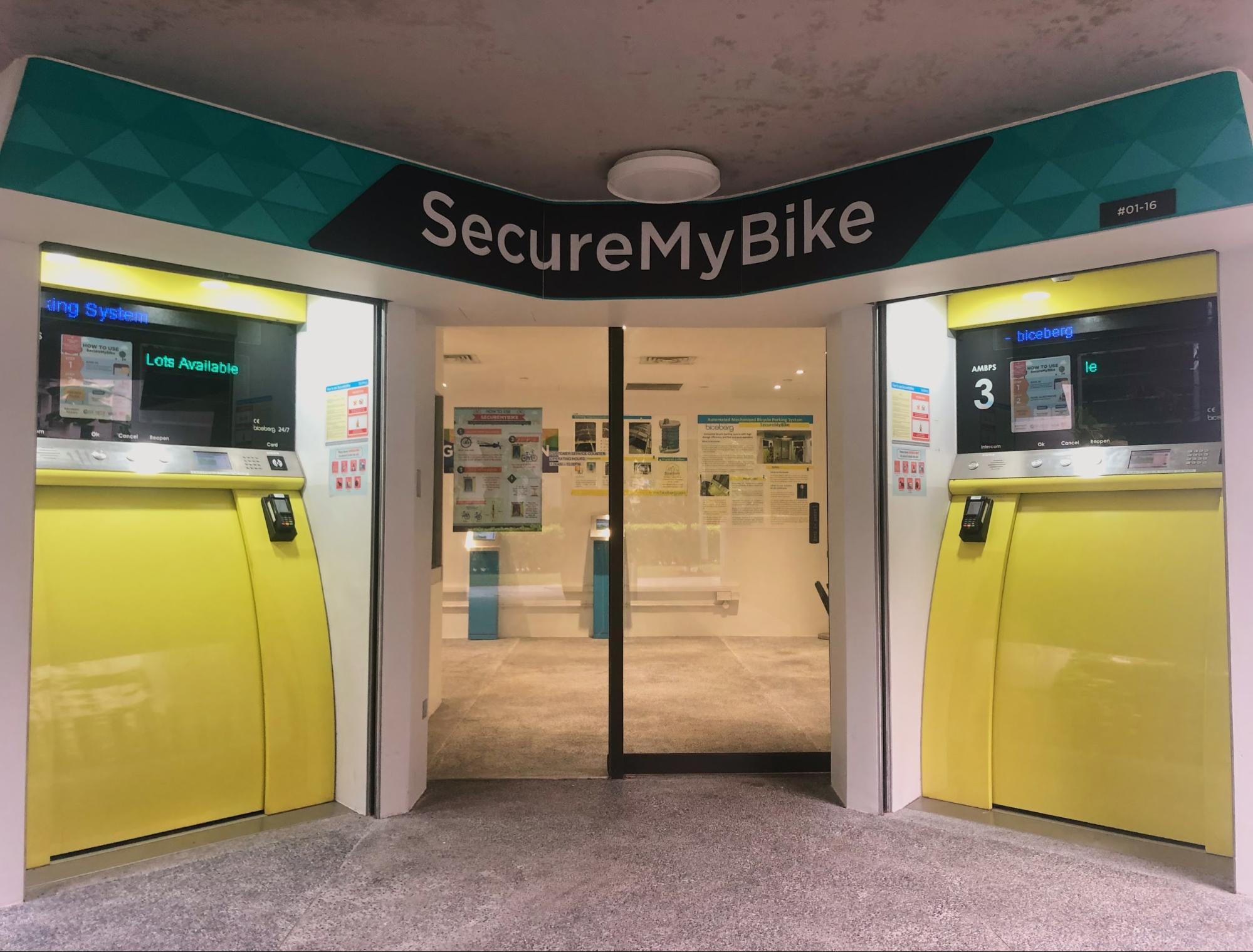 Securemybike