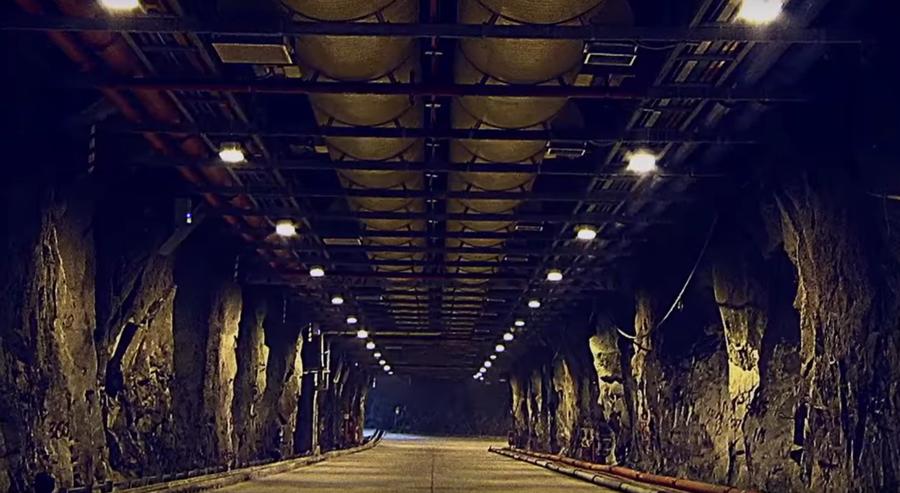 Underground Ammunition Facility