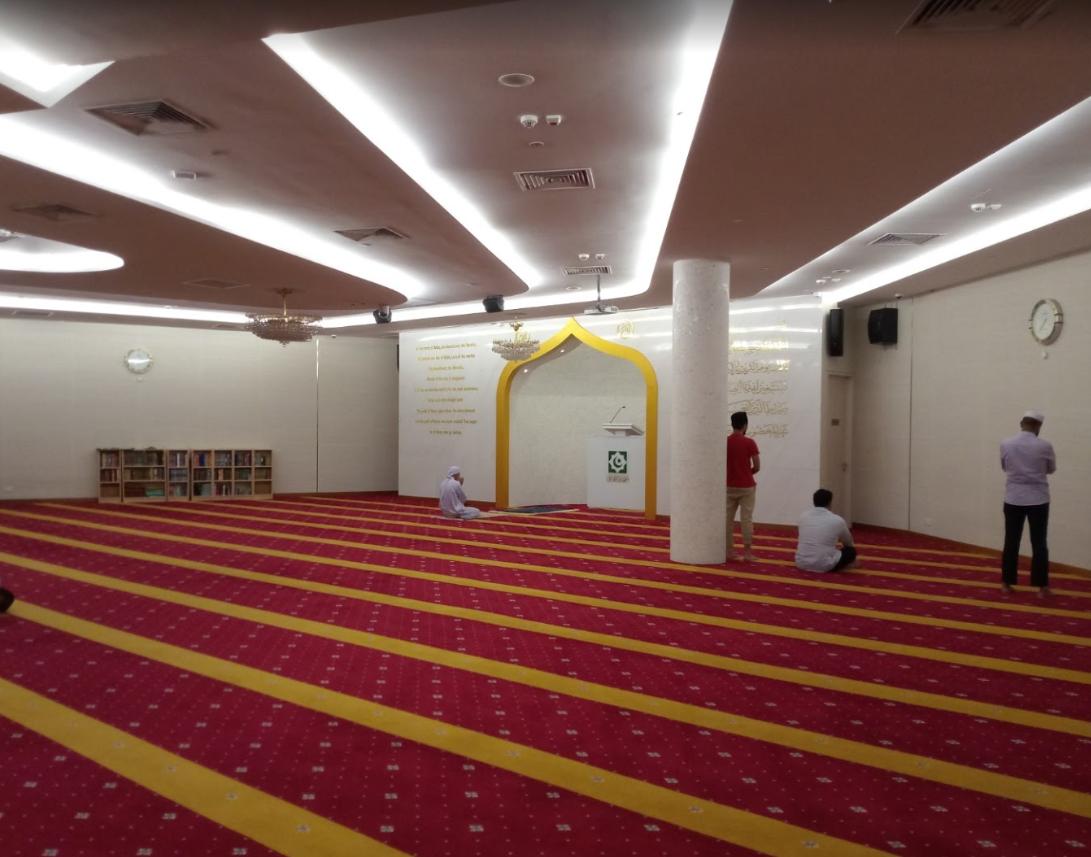 Masjid Moulana Mohamed Ali