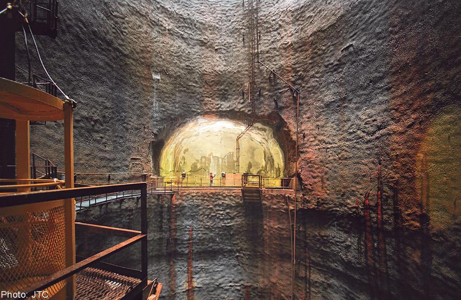Jurong Rock Caverns