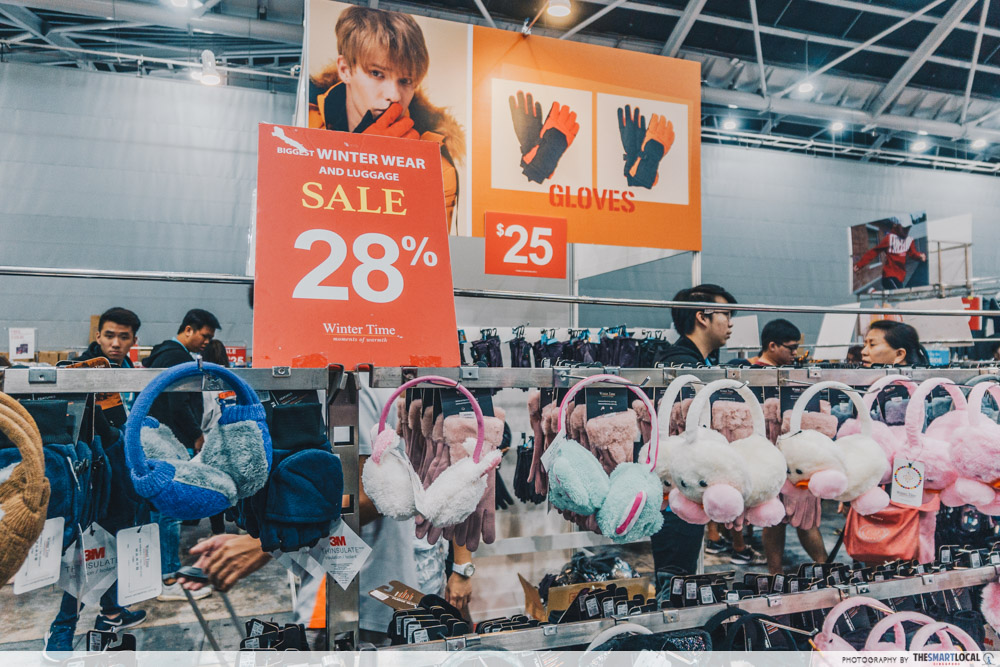 Winter Time Expo Sale 2019 Anniversary Ear Muffs