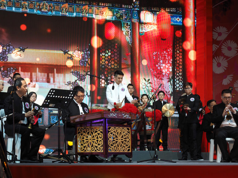 the world of teochew music nam hwa opera