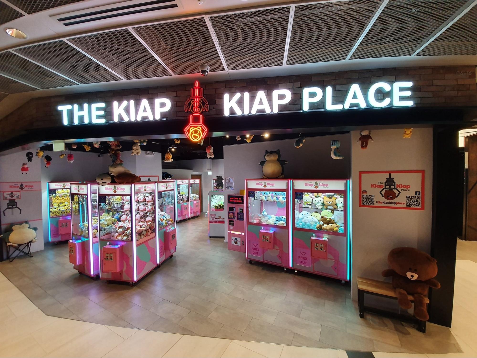 claw machine arcades 2019 kiap kiap