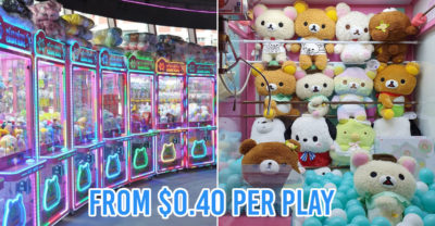 claw machine arcades 2019