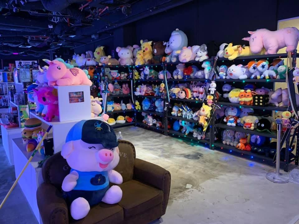 claw machine arcades 2019 hougang