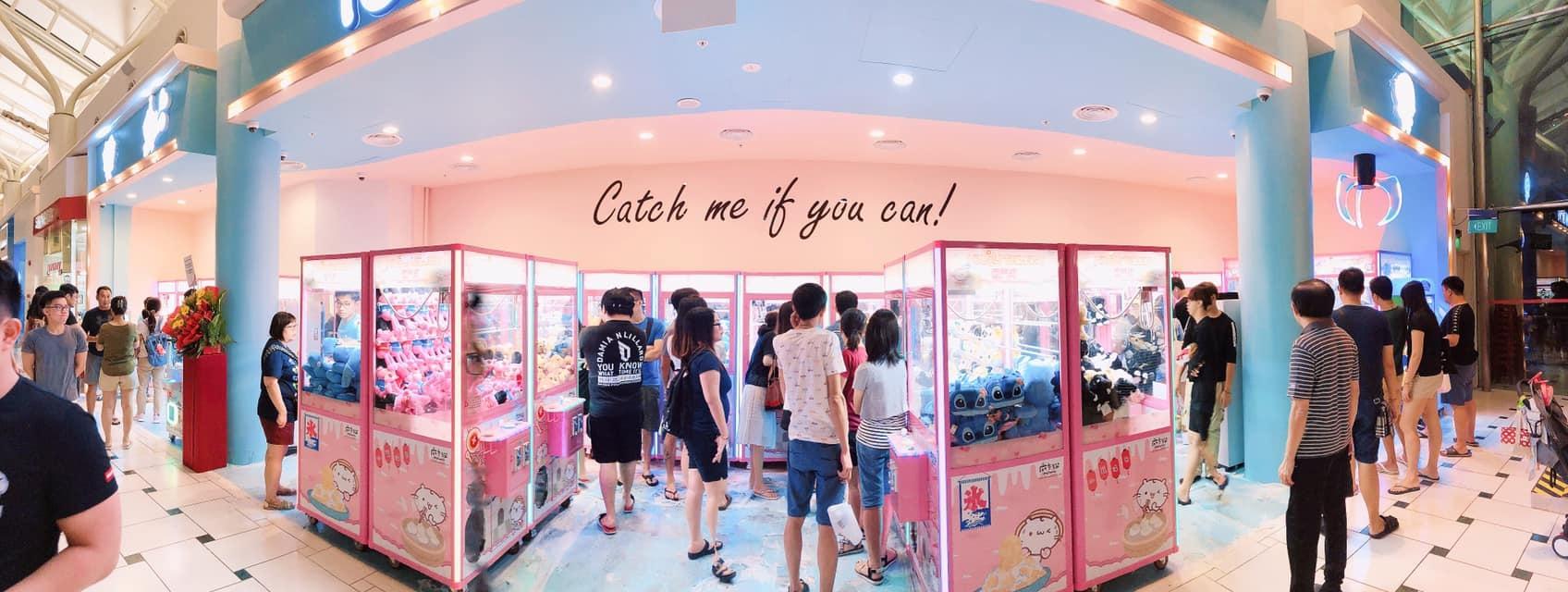 claw machine arcades 2019 i taiwan