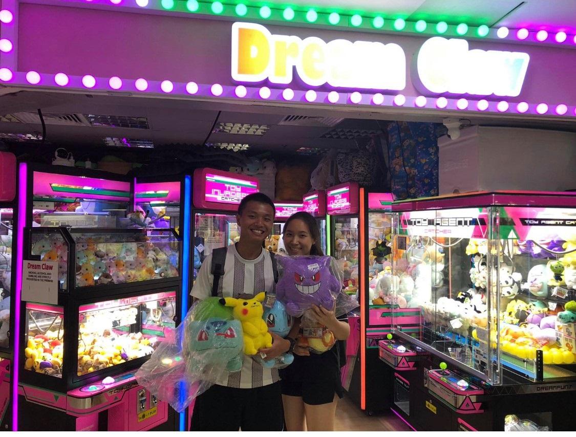 claw machine arcades 2019 dream claw