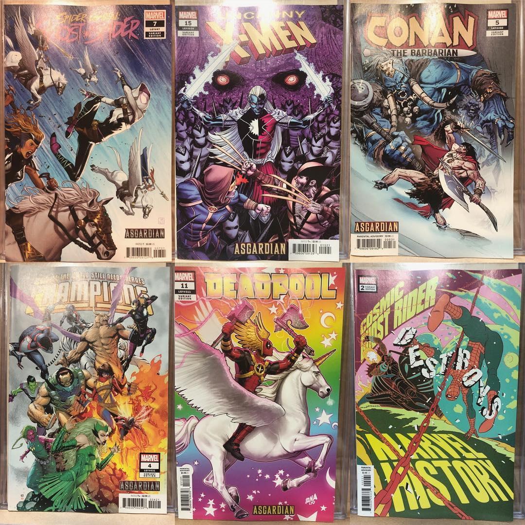 wonderific comics
