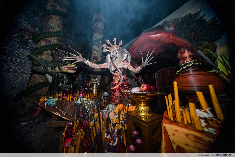 halloween events in singapore - uss halloween horror nights