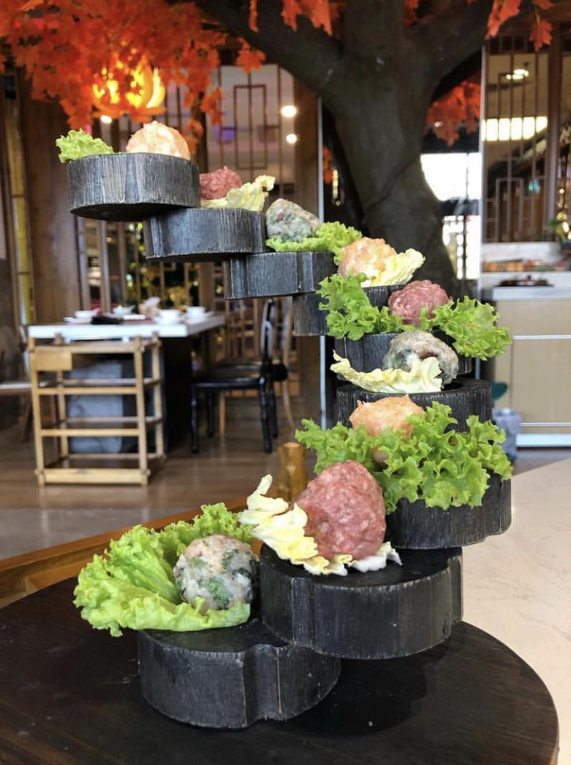 jianghu hotpot mixed meatball combo