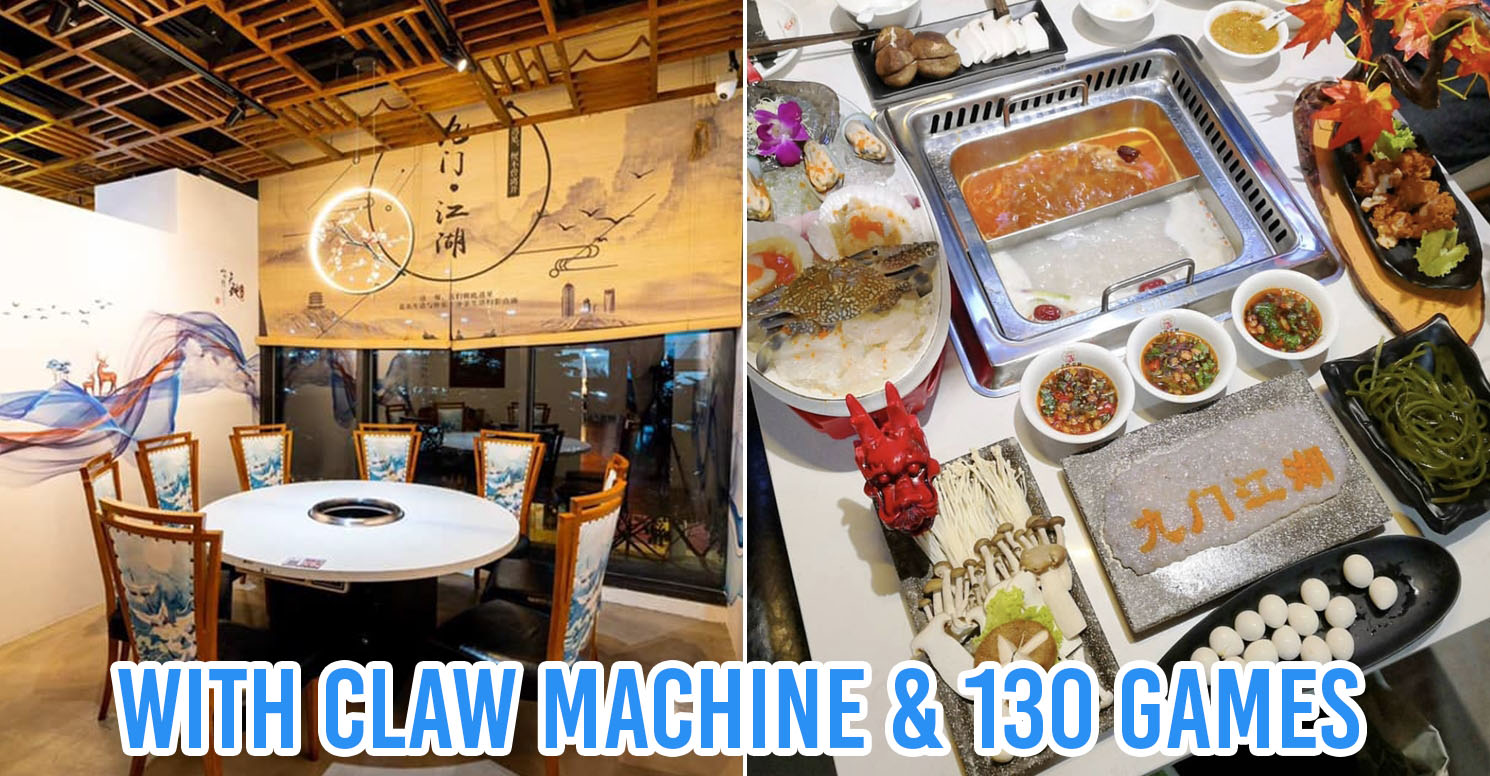 hotpot restaurants in singapore