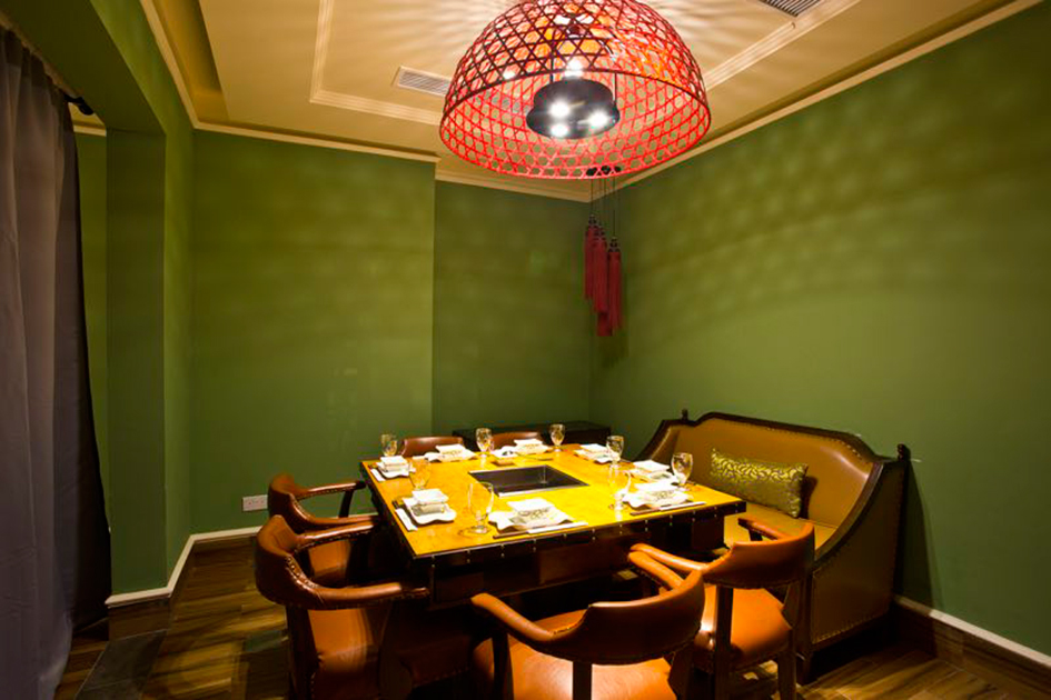 da miao hotpot private room