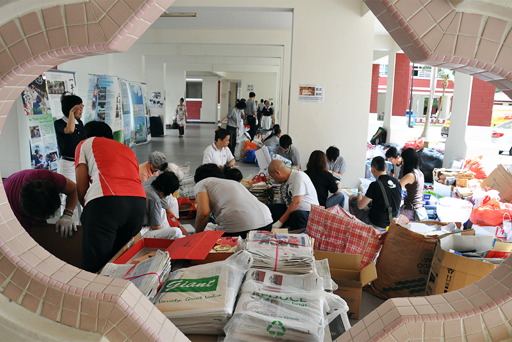 Tzu Chi Guide to Recycling Singapore