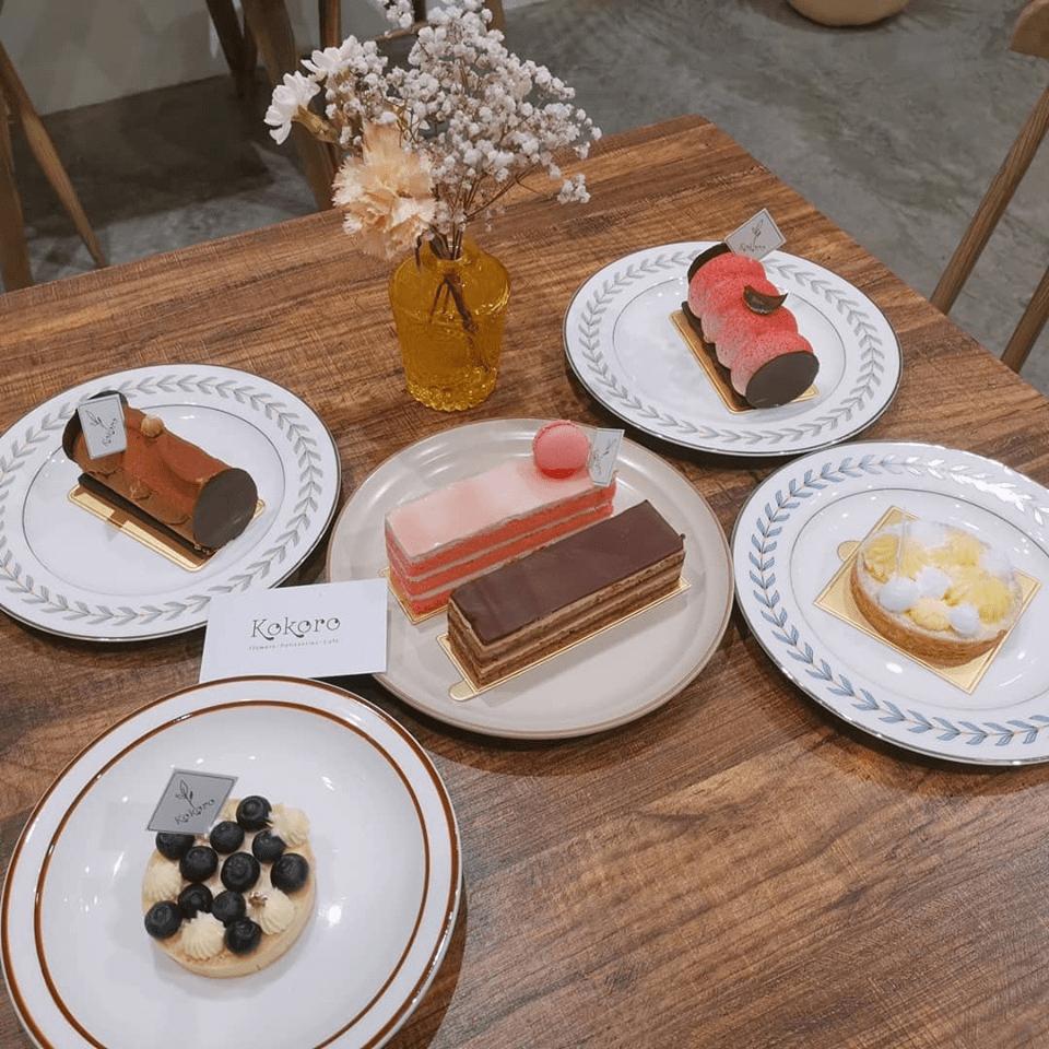 Kokoro Flower & Dessert JB