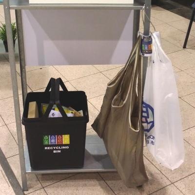Guide to Recycling Singapore Recycling bin