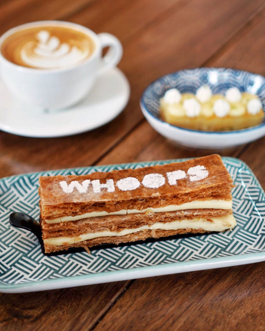 Mille Feuille Whoops JB