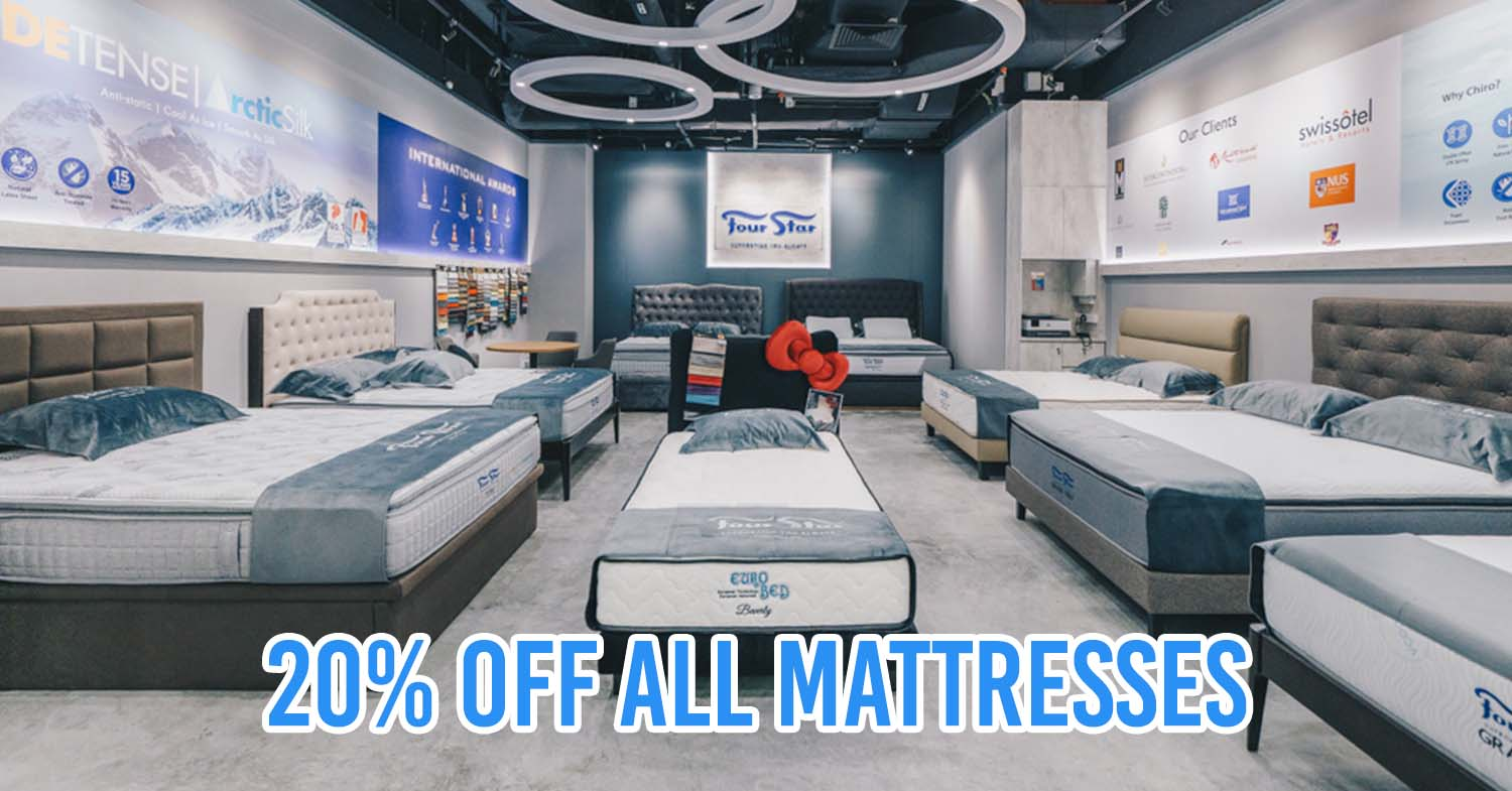 four star mattress