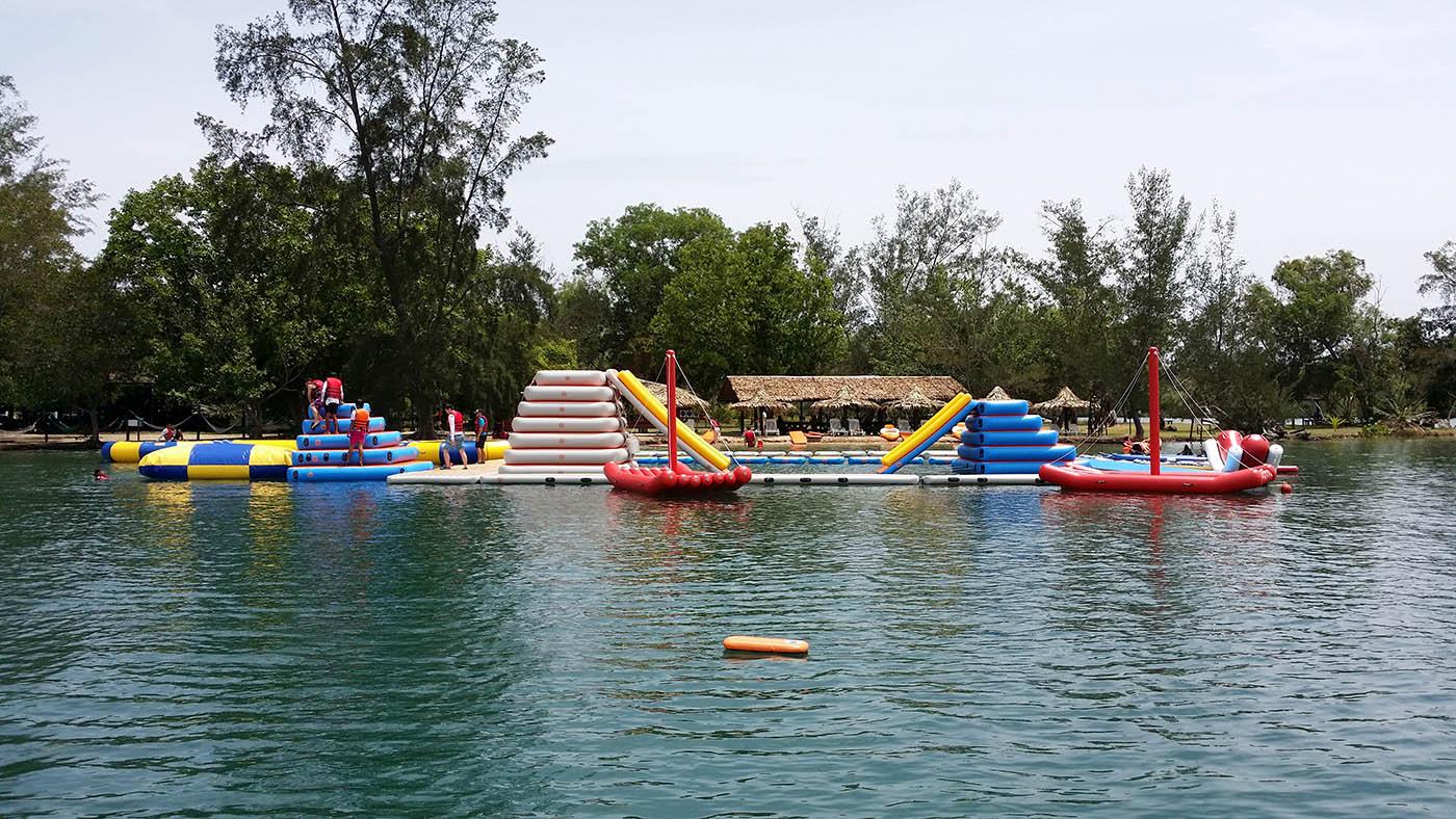 kota kinabalu resorts and hotels - lagoon park karambunai
