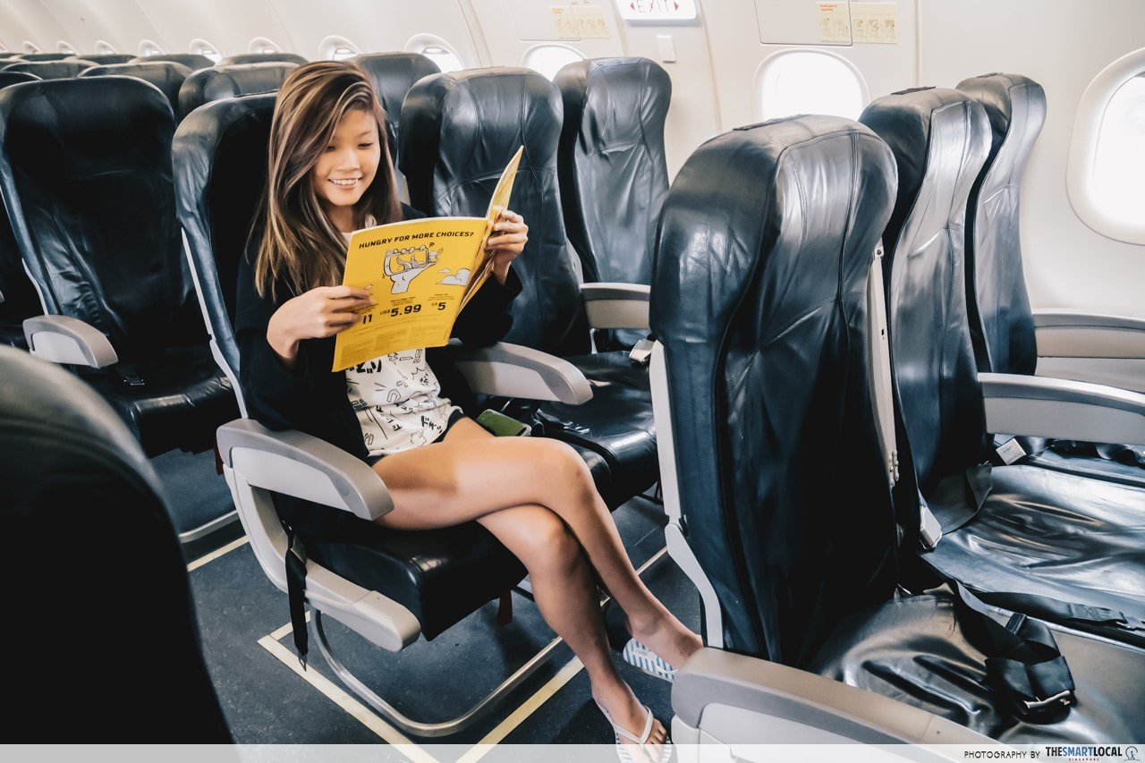 kota kinabalu resorts and hotels - scoot flight