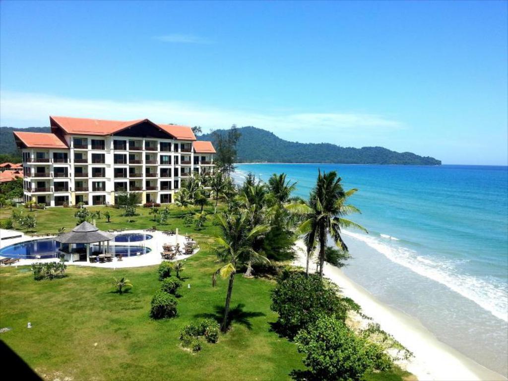 kota kinabalu resorts and hotels - borneo beach villas