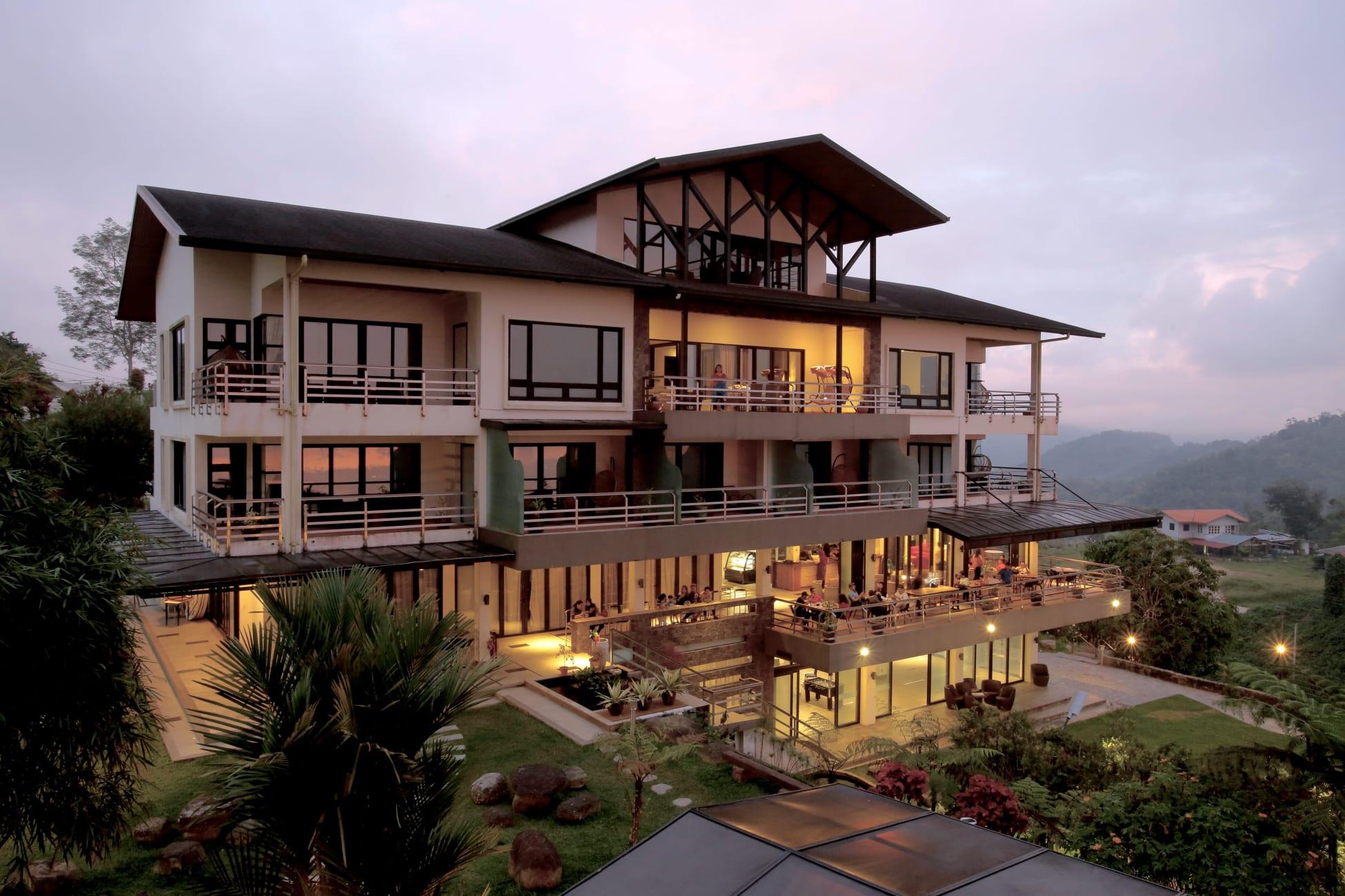 kota kinabalu resorts and hotels - kokol haven resort