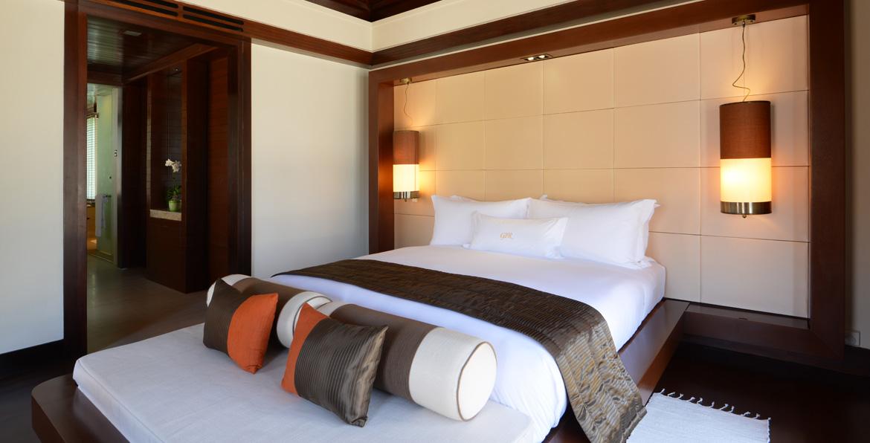 kota kinabalu resorts and hotels - gaya island resort bayu villa