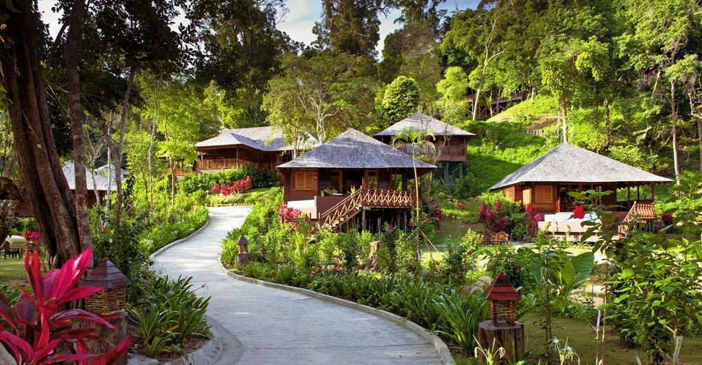 kota kinabalu resorts and hotels - bungaraya island resort