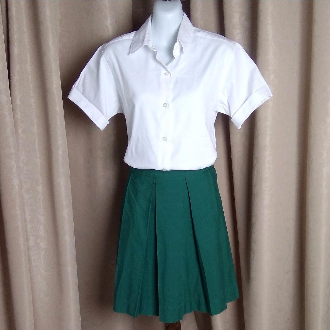 laundry tips - raffles girls school uniform